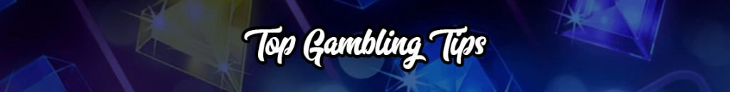 Top gambling tips banner
